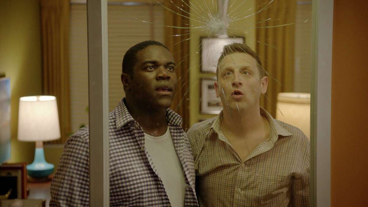 Sam Richardson and Tim Robinson are best buddies and co-workers in