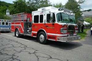 Washington Volunteer Fire Department's Engine 5.