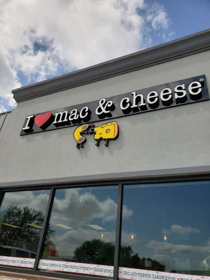 The I Heart Mac and Cheese franchise under development since last fall has opened in Port Arthur. Photo: Courtesy Of I Heart Mac And Cheese