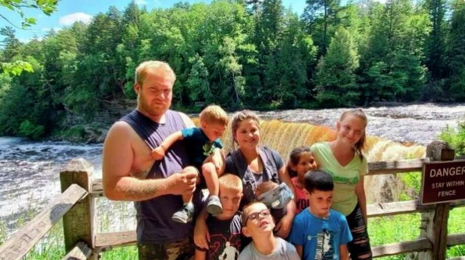 The Peters Family during a recent trip. (Submitted photo)