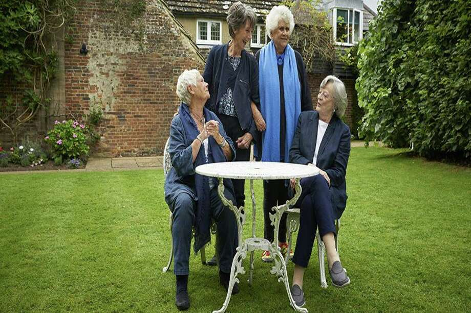 """Tea With the Dames"" is a documentary about four famous actresses. Photo: Contributed Photo"