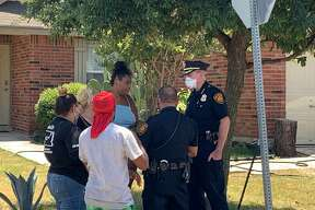 A 19-year-old woman was found dead at a West Side home July 14, 2020, according to the San Antonio Police Department. Officers responded to the 8600 block of Limpkin Court at 1:15 p.m. after a 51-year-old man called police. Kyle Phillips, 18, is facing a capital murder charge in the killing of Jasmine Williams.