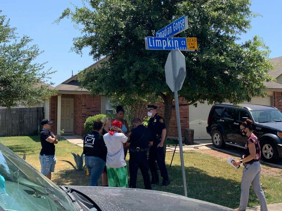 An 18-year-old woman was found dead at a West Side home Tuesday afternoon, according to the San Antonio Police Department. Photo: Mark Dunphy