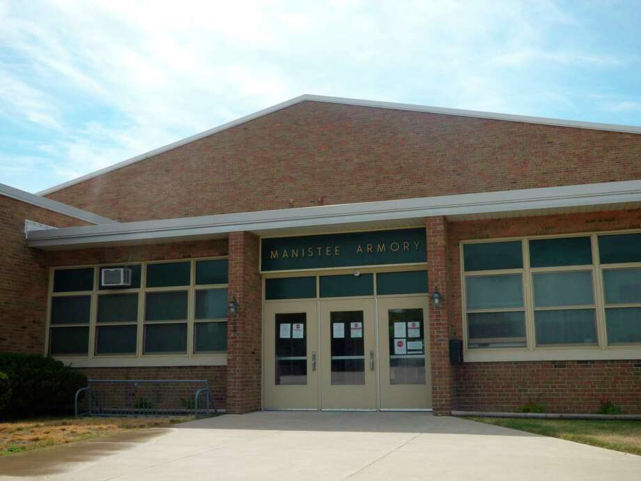 The Manistee County Community Foundation approved $30,000 in grantmoney through the Minger Family Endowment Fund to revitalize the gymnasium at the Armory Youth Project. (Scott Fraley/News Advocate)