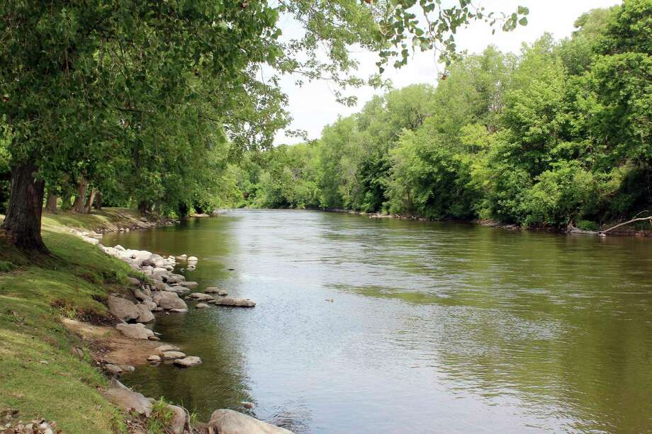 The Muskegon River Watershed Assembly will be hosting its annual Trash Bash event throughout August. During the month, volunteers will work to clean up 2,725 square miles of the Muskegon River. (Pioneer photo/Catherine Sweeney)