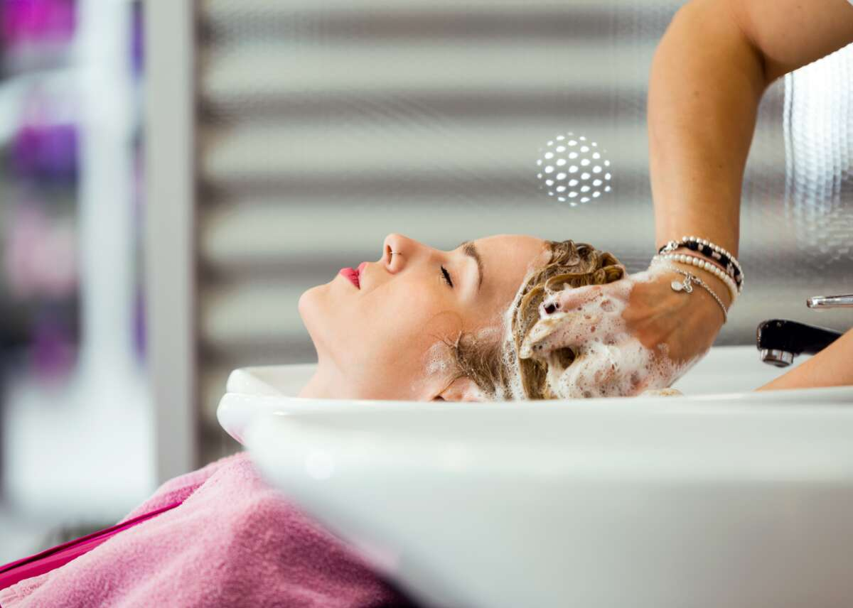 #91. Shampooers - Average annual wage: $22,910 (57.2% lower than average U.S. income) - Employment: 12,120 (0.08 per 1,000 jobs) - Job training: Short term, on the job training Entry-level workers in the cosmetology field, shampooers prep salon clients before they sit down for a haircut or styling session. Ten-year job growth was projected at a strong 10%, but since they can't work from home, many shampooers have seen their incomes dry up during the shutdown.