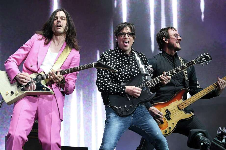 Weezer is scheduled to perform Aug. 28 at the Foxwoods Resort Casino. Photo: Weezer / Contributed Photo