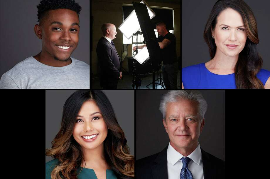 A project called 10,000 Headshots has a goal of delivering just that to unemployed workers across the U.S. on Wednesday, July 22. Katy photographer John Glaser plans to be at The Woodlands Mall shooting 50 headshots in 10-minute time slots. Photo: Courtesy Of 10,000 Headshots