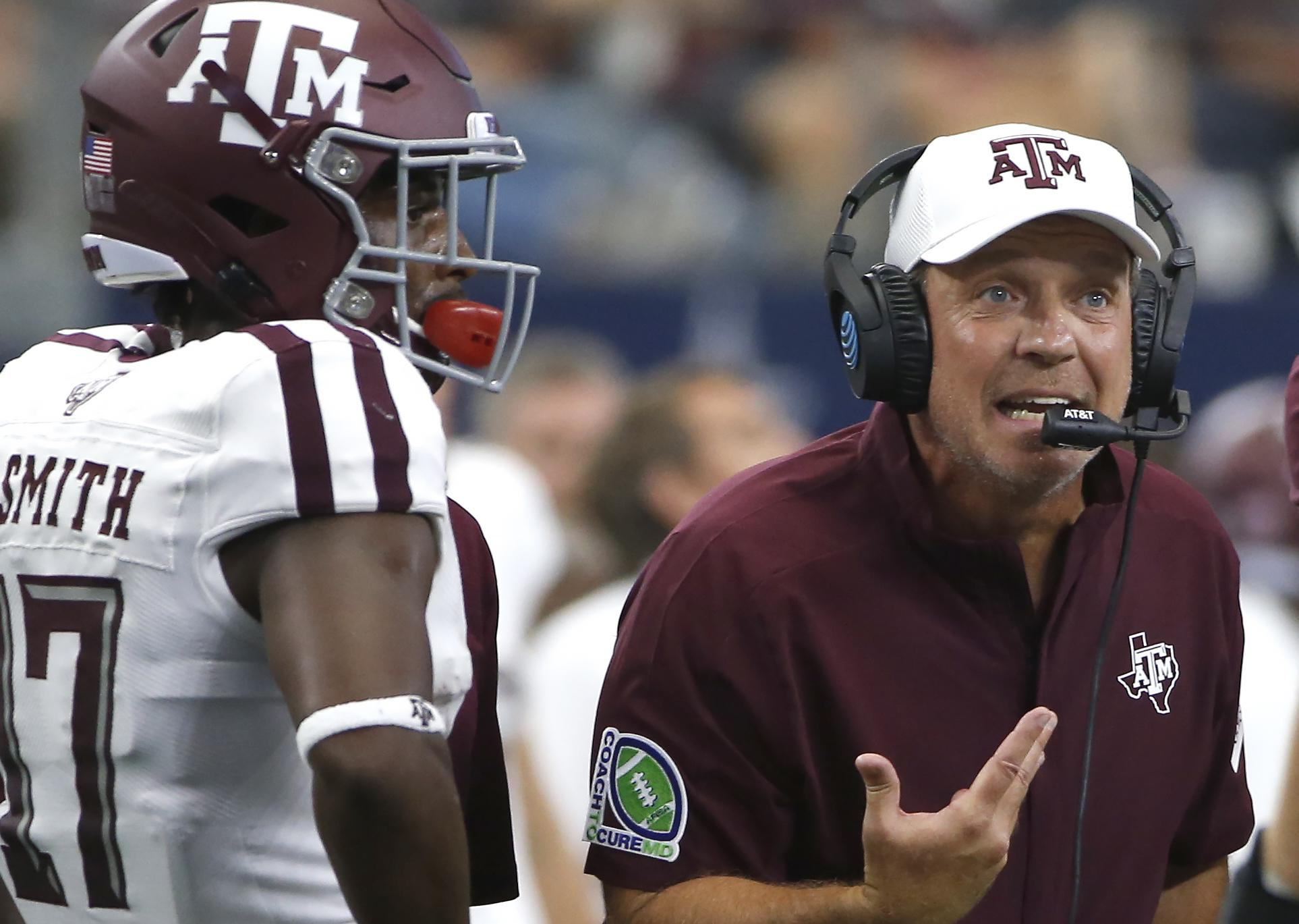 Texas A M Sec Put On A Brave Face For Football In The Fall Expressnews Com