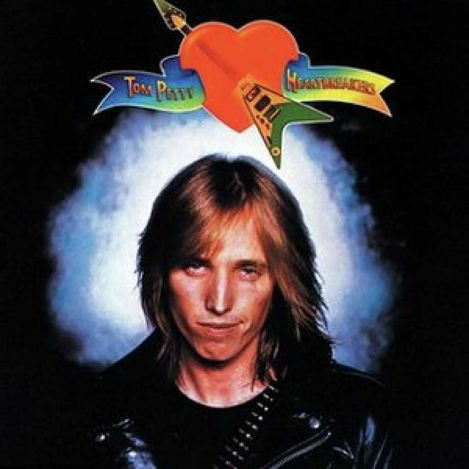Tom Petty and the Heartbreaks play SPAC on Friday, Aug. 27. Here's an album cover from Petty and the group's 30-plus year career. (TomPetty.com)