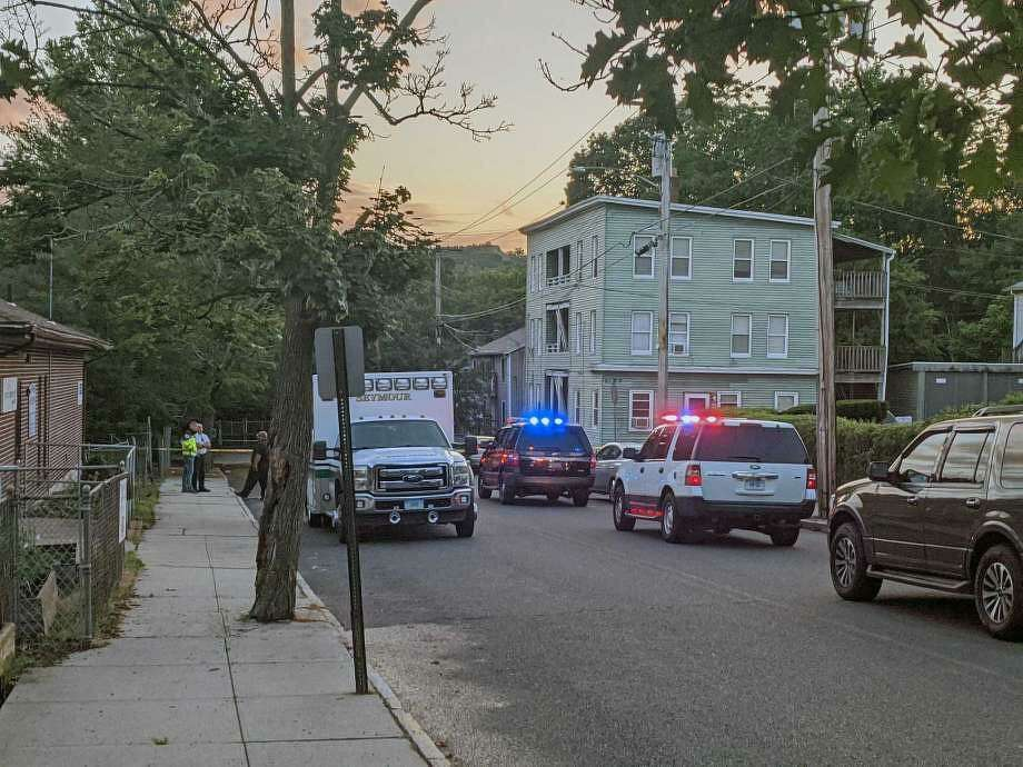 Ansonia police are investigating a shooting that left a two men wounded in the area of Star Street Tuesday night. Lt. Patrick Lynch said the male victims, ages 19 and 63, were transported to a local hospital for treatment. Photo: Contributed Photo