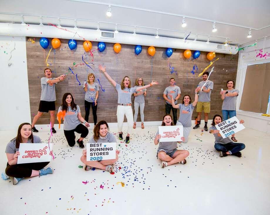 Darien Running Company is opening Saturday, July 18. Photo: Mary Wade / © Mary Wade 2020
