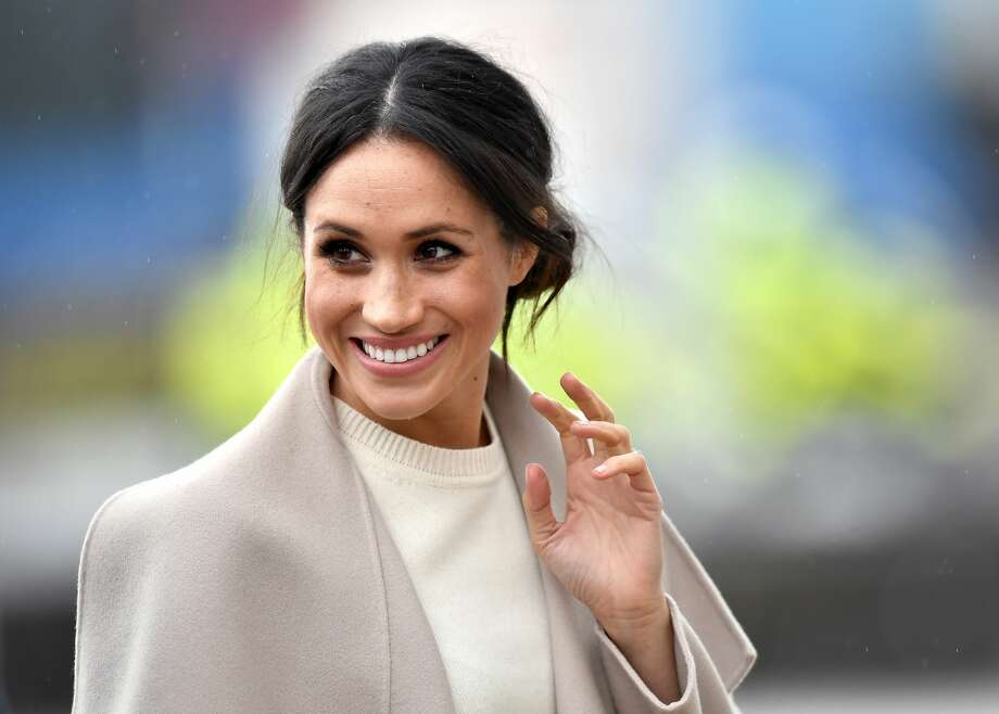 The Duchess of Sussex delivered a virtual keynote speech on Tuesday at the 2020 Girl Up Leadership Summit. Girl Up is a leadership program for young girls that is a campaign of the United Nations Foundation. Photo: Charles McQuillan/Getty Images / 2018 Getty Images