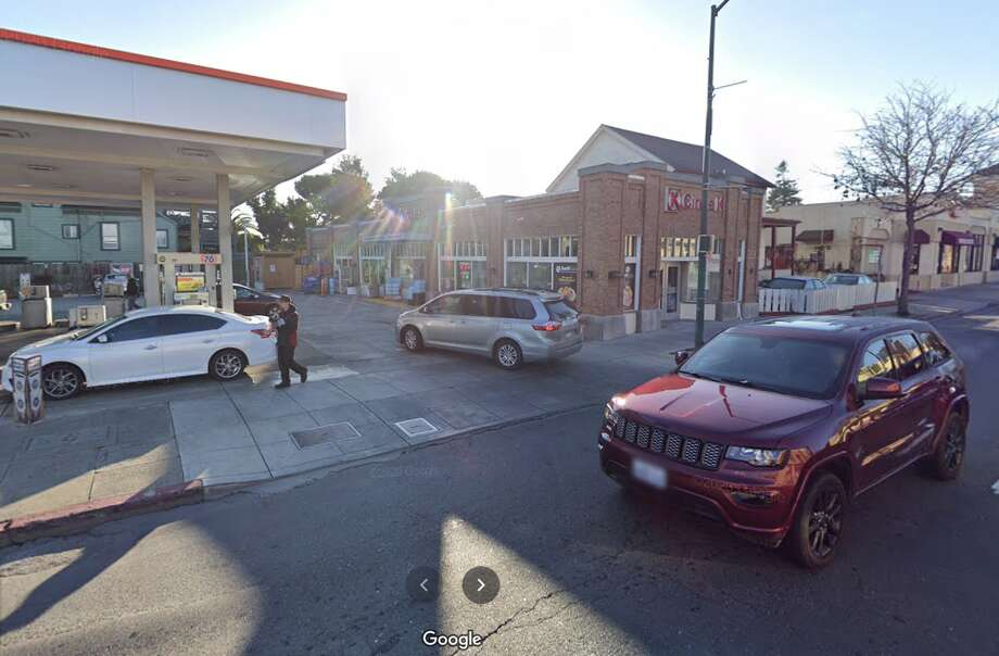 The Circle K gas station in Alameda. Photo: Google Street View