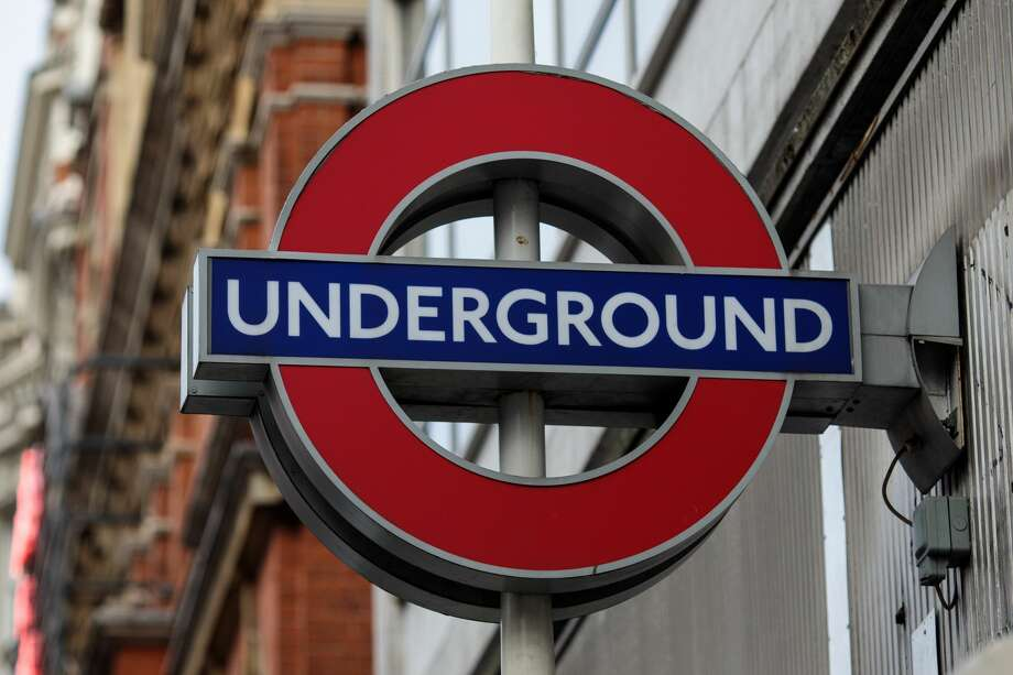 LONDON, ENGLAND - NOVEMBER 29: A London Underground sign sits on the side of Sloane Square tube station on November 29, 2017 in London, England. The American actress Meghan Markle is to live at Nottingham Cottage in Kensington Palace as her engagement to Britain's Prince Harry was announced this week. The pair have been a couple officially since November 2016 and are due to marry in Spring 2018. (Photo by Jack Taylor/Getty Images) Photo: Jack Taylor/Getty Images / 2017 Getty Images