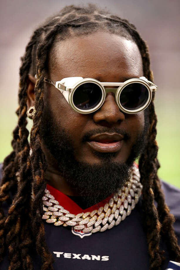 T Pain at Texans vs. Bills Photo: Getty Images