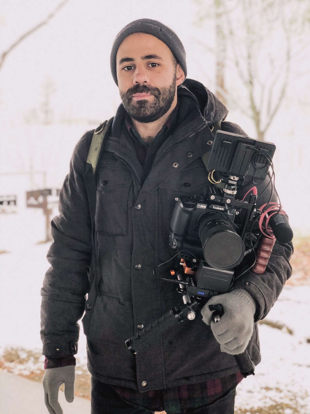 Berkshires-based documentarian Joe Aidonidis is one of six artists selected for the pilot program of Artists at Work, which pays artists for six months and pairs them with cultural institutions and social-impact organizations.