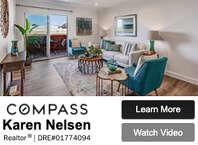 Stylish, Modern Condo - Emeryville   6400 Christie #3115, Emeryville   Karen Nelson, Compass