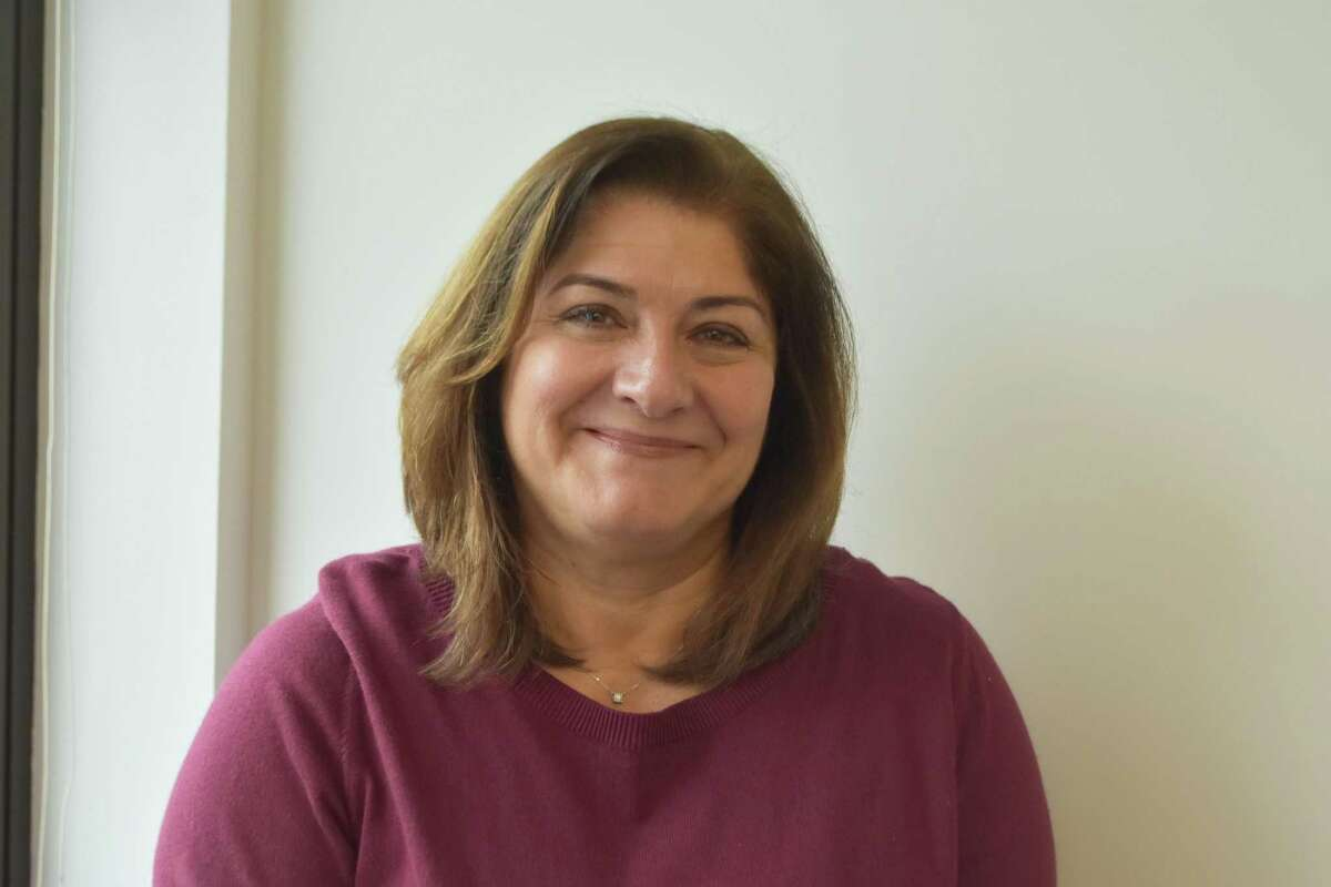 Darlene Pianka is the Director of Human Resources for the New Canaan Public Schools. While real estate has been selling quickly - raising expectation of higher school enrollment - the number of students is up only slightly.