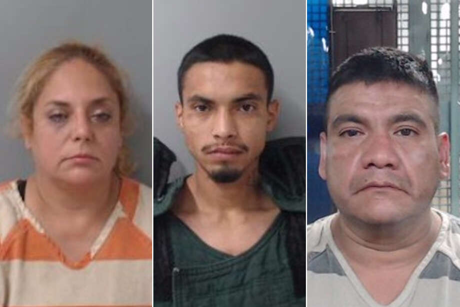 The Texas Department of Public Safety recovered two vehicles that were reported stolen in separate incidents and arrested three people in connection with each case. Photo: Courtesy