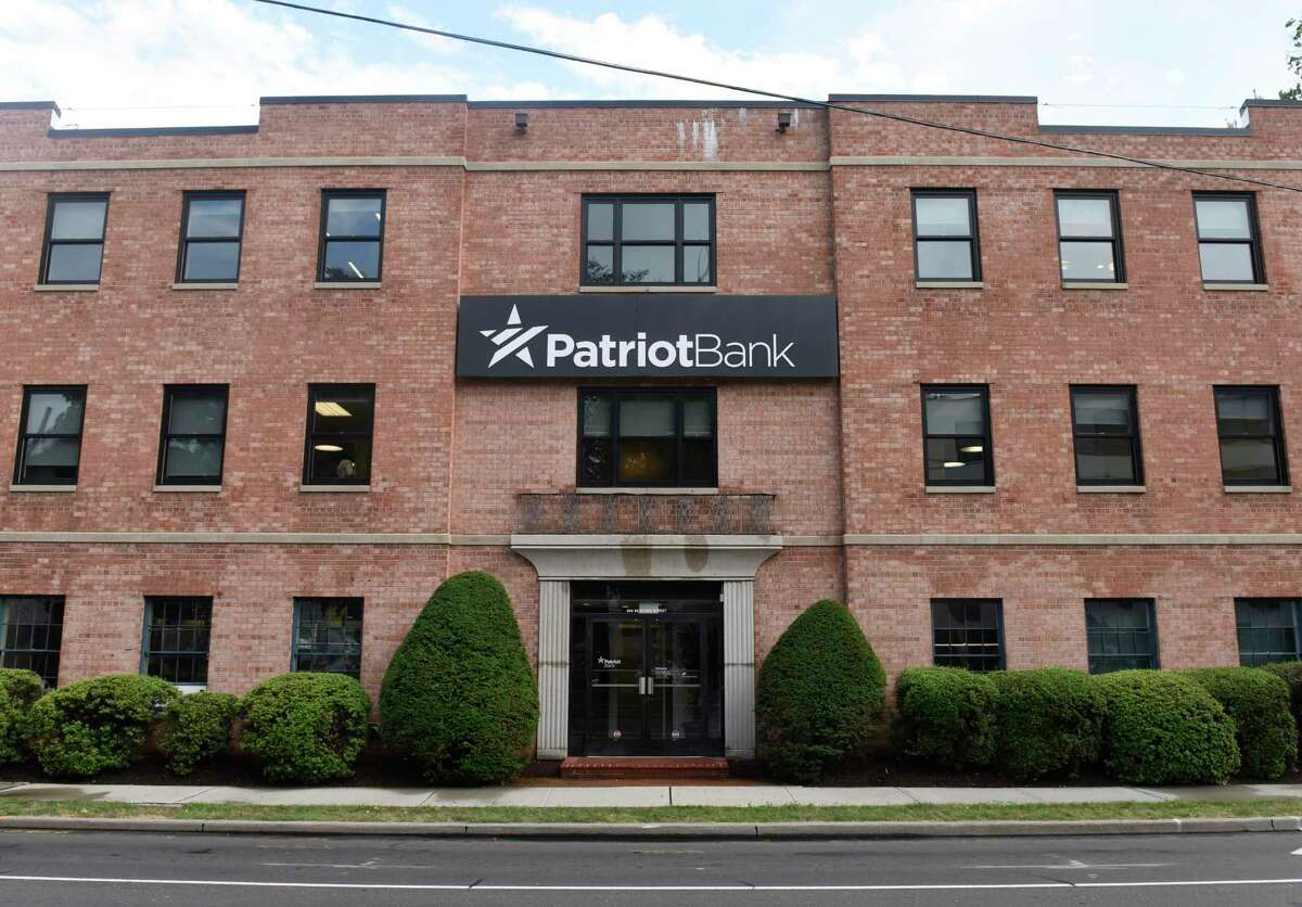 Patriot Bank is headquartered at 900 Bedford St., in Stamford, Conn.