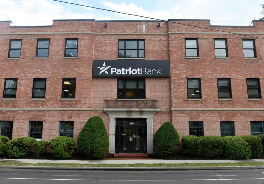 Patriot Bank is headquartered at 900 Bedford St., in Stamford, Conn. Photo: Tyler Sizemore / Hearst Connecticut Media / Greenwich Time