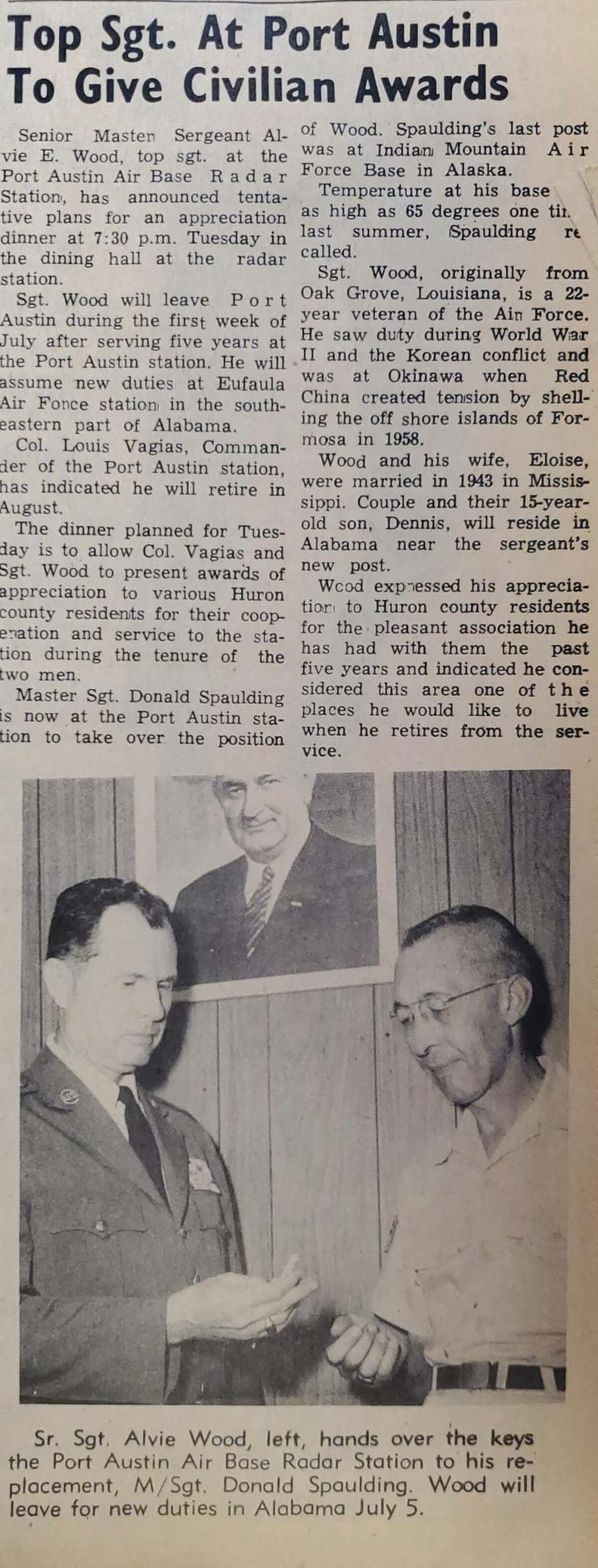 For this week's Tribune Throwback we take a look in the archives from July 1966.