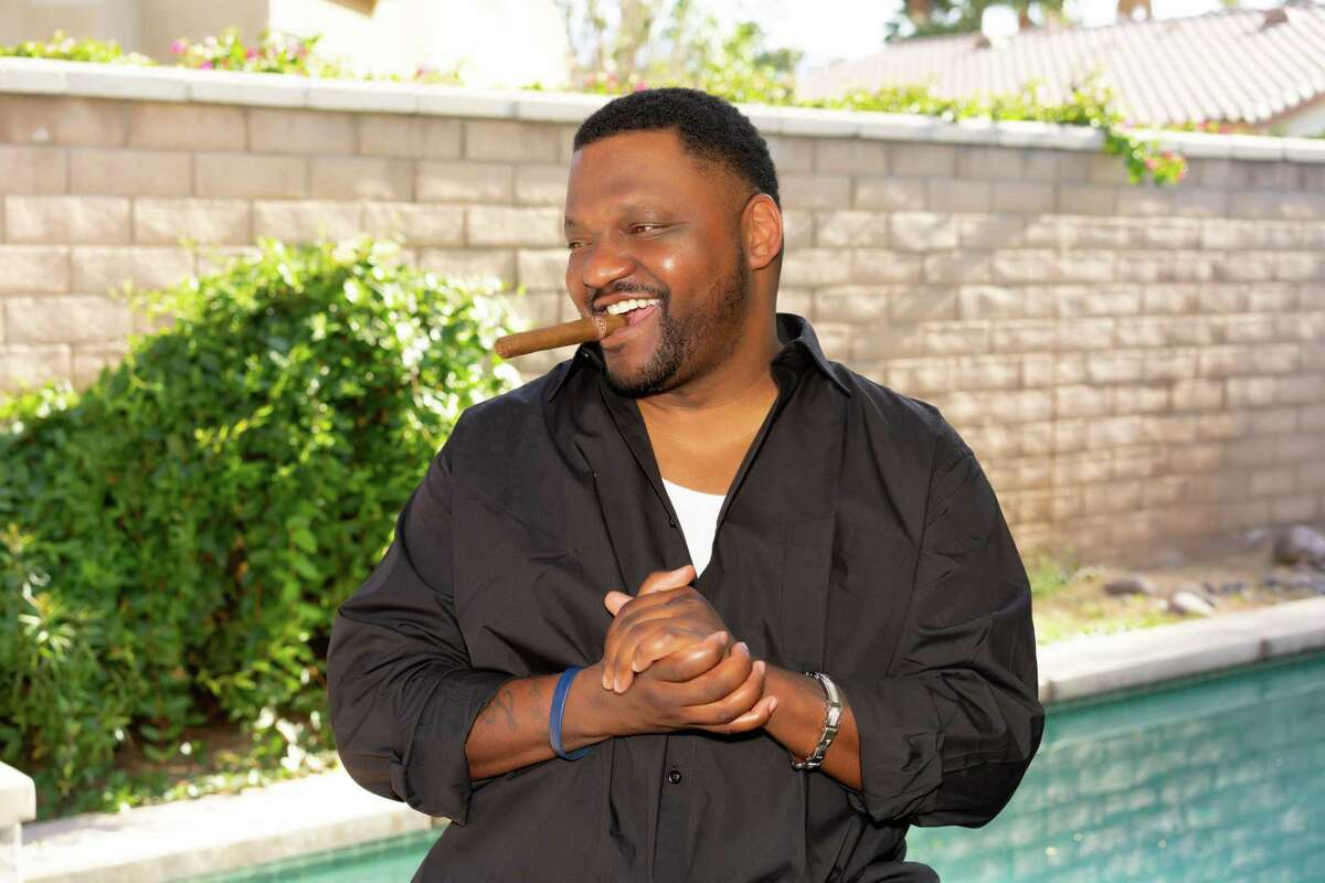 Former MAD TV star Aries Spears hopes to lift Houstonian's sprits at Houston Improv Comedy Club on July 21-26.