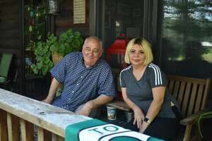 Rob Lee and his daughter, Kim Remzi, were strangers to each other before a DNA test united them.