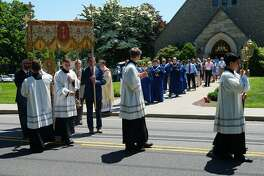 Last year's celebration of The Feast of the Transfiguration of the Lord at The Parish of Saint Catherine of Siena.