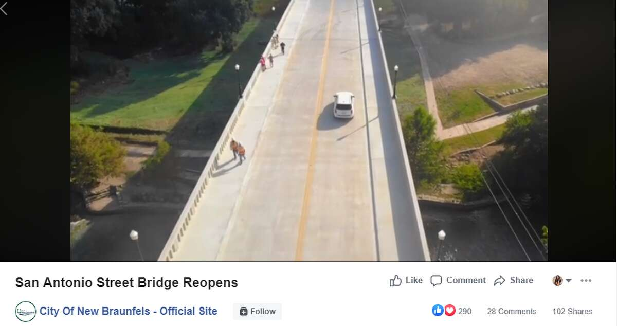 After 10 months, the day New Braunfels residents have been