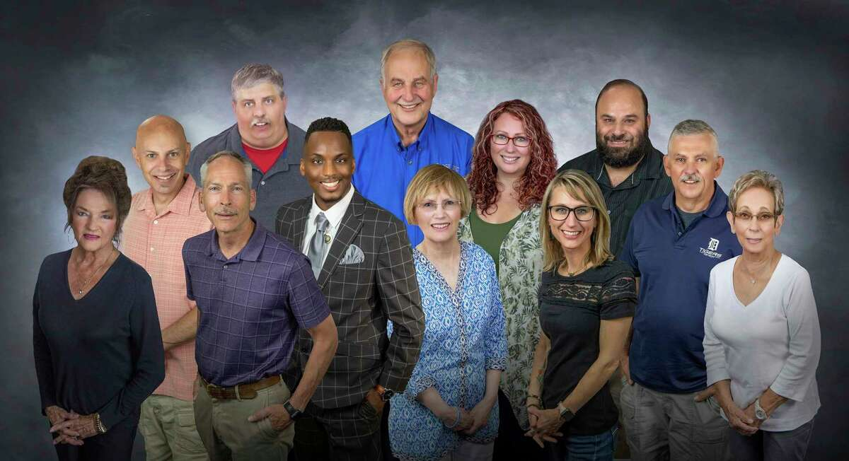 Members of Our Brothers Keeper Shelter are, from left: Dolores Horan, Troy Landis, Ron McKean, Lee Yarrington, Byron Brooks, Dave Hamelund, Dee VanHorn, Shay Tullar, Lila Ecker, Victor Piercey, Dennis Robinson, Janet Westfield. Not pictured is Leslie Parish and Karen Hashimi. (Courtesy photo)