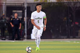 Manny Padilla played for the USF Men's Soccer Team from 2014-2017.