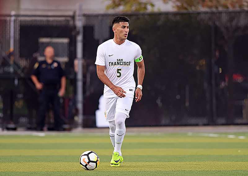 USF confirms allegations of sexual misconduct against former men's soccer player