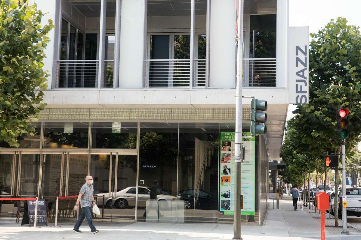 SFJAZZ is one of the companies that have benefited from a PPP loan in the district of Hayes Valley.