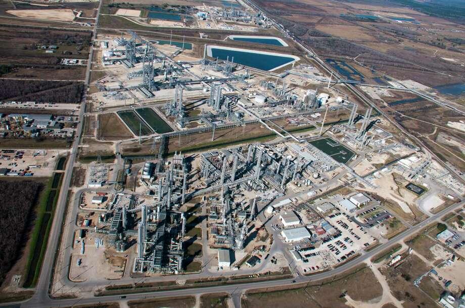 Enterprise Products Partners' Mont Belvieu complex. Photo: PEET BIGHORSE / BIGHORSE