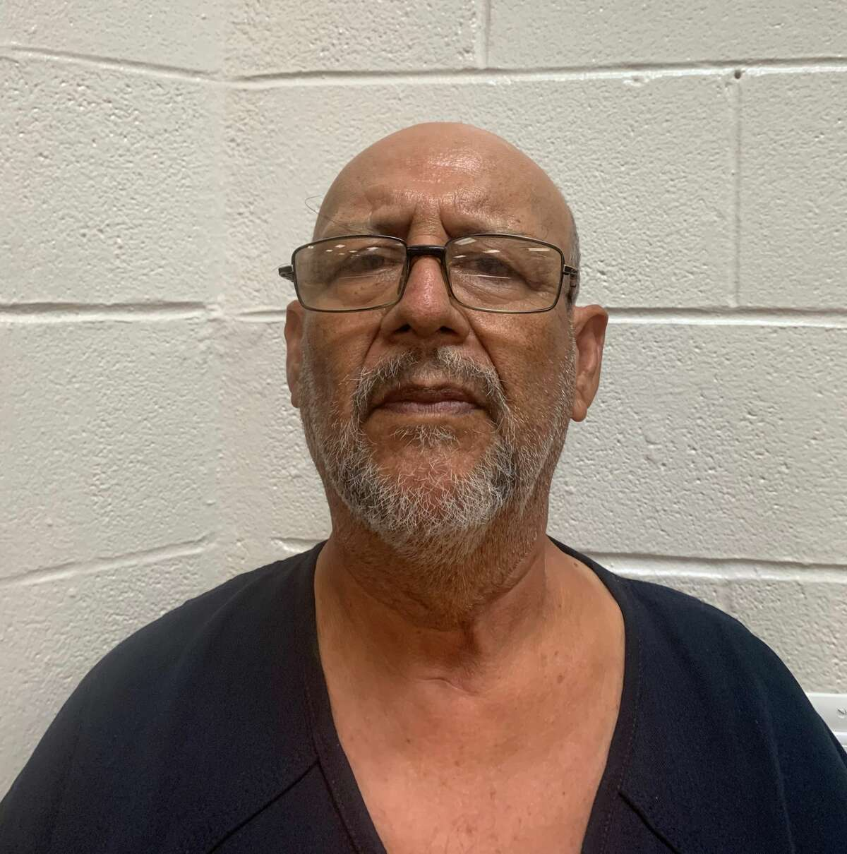 Ruben Alejandra Leal, 69, had previous convictions for voluntary manslaughter, distribution of a controlled substance, trespassing and probation violation.