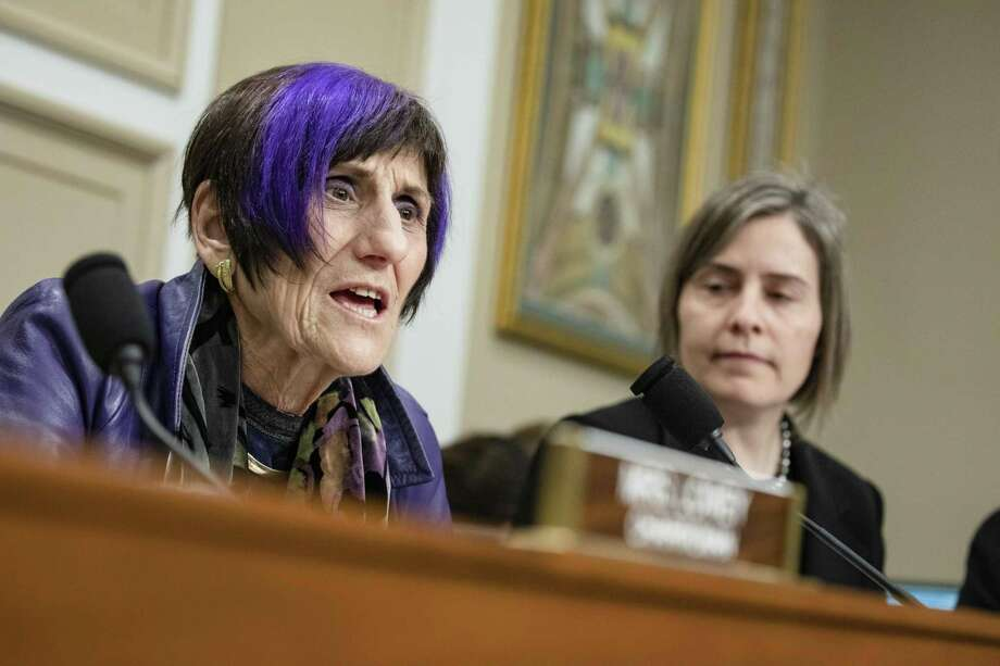 Rep. Rosa DeLauro Photo: Samuel Corum / Getty Images / 2020 Getty Images