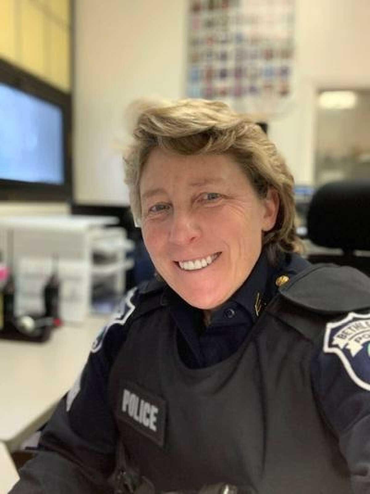 Detective Sgt. Gina Cocchiara, Bethlehem Police Department