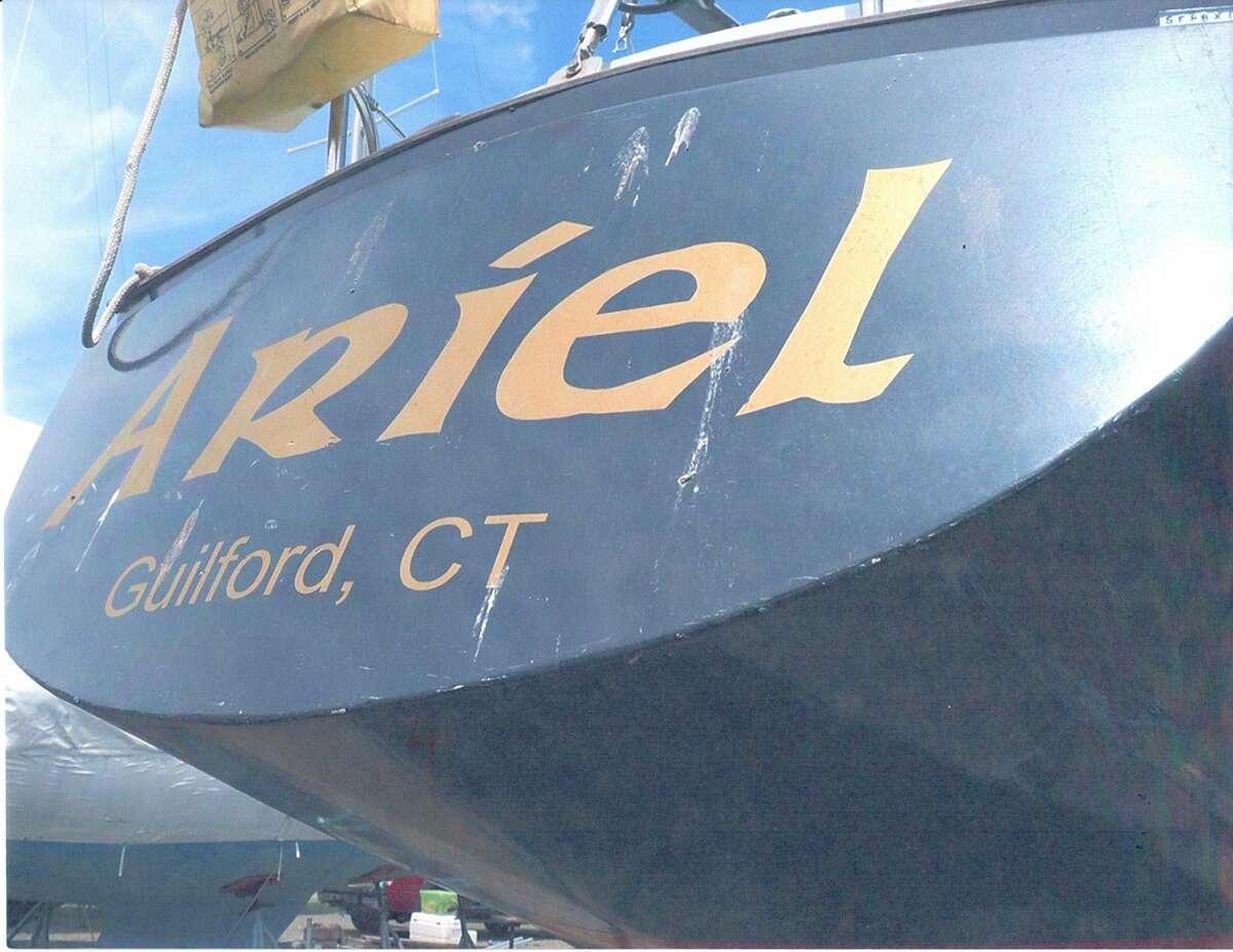 Registration Number/Hull Identification Number: CT 9705 BG/SFR8X168M77D Make/Model: Seafarer/Sailboat Length: 28'6