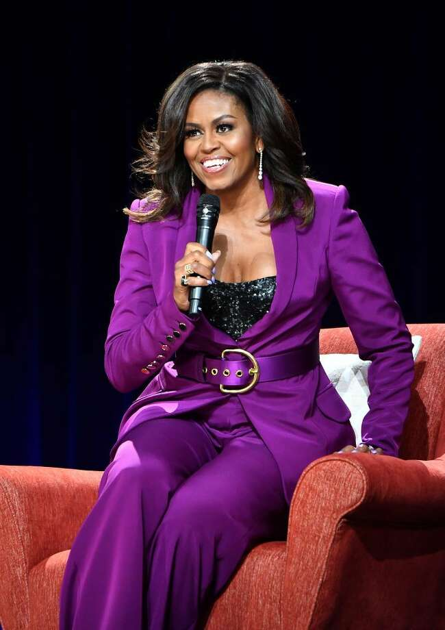 "Michelle Obama Is Launching a Podcast: ""The Michelle Obama Podcast"" will feature conversations between Michelle and important people in her life, like her mother and brother, and former White House senior advisor Valerie Jarrett. Photo: Paras Griffin - Getty Images"