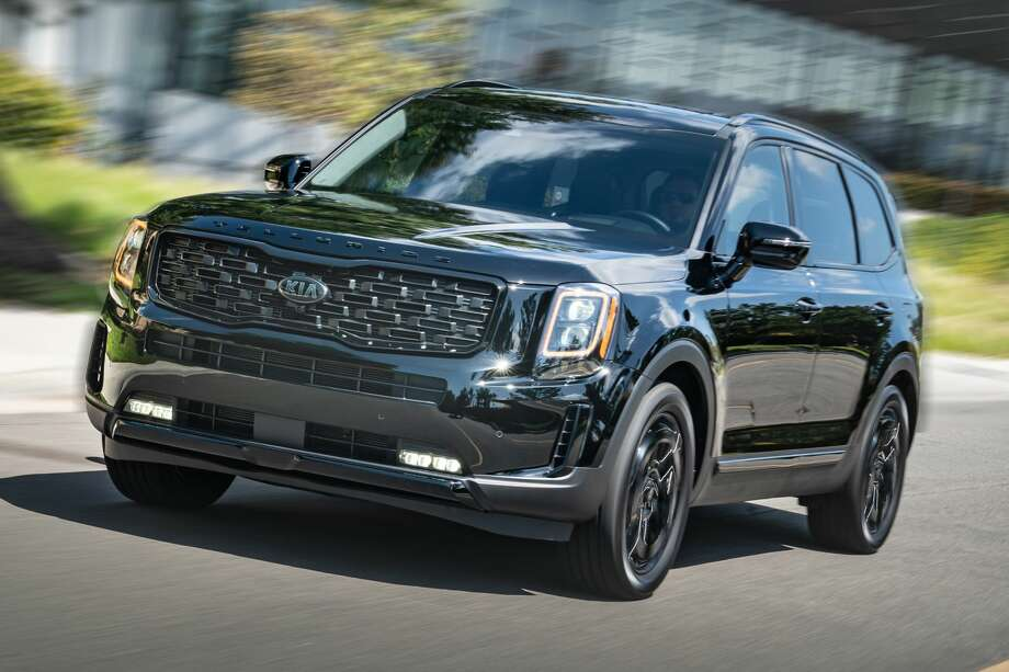 Study finds that the Kia Telluride is the fastest selling new car in the city of Houston Photo: Kia Motors America / Paul Maggetti