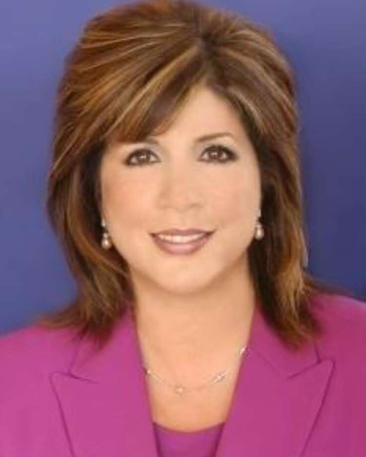 Rosenda Rios, a longtime San Antonio TV and radio journalist best know for her time at KSAT, died Thursday morning at a hospice in Houston. She was 62. Photo: Courtesy KSAT