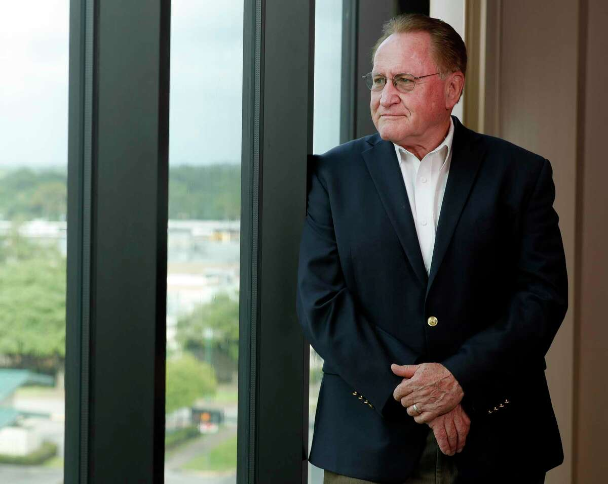 Montgomery County Judge Mark Keough was continuing to recover at a Woodlands-area hospital Friday after he was injured in a car accident Sept. 10.