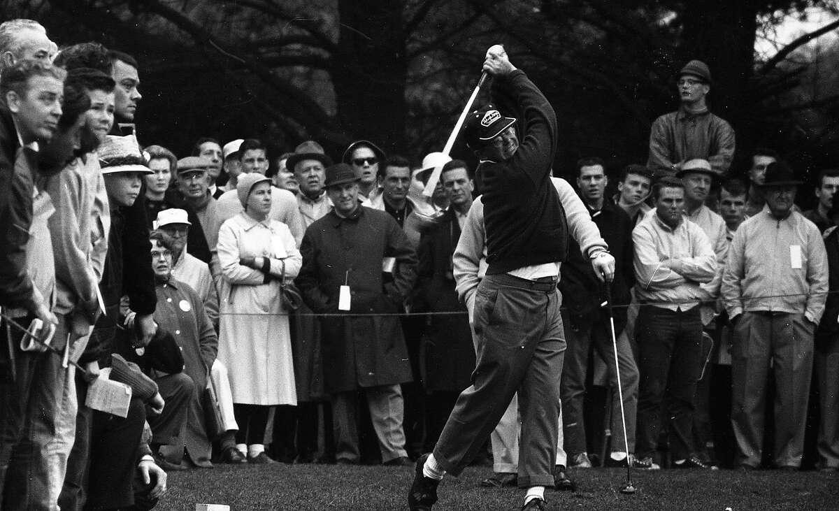 The Lucky Invitational golf Tournament at Harding Park , January 1964