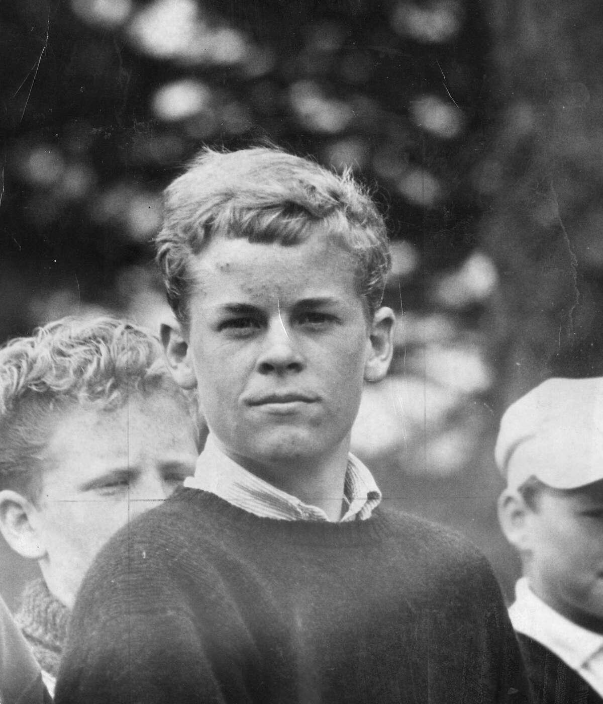 Golfer Johnny Miller, July 25, 1963
