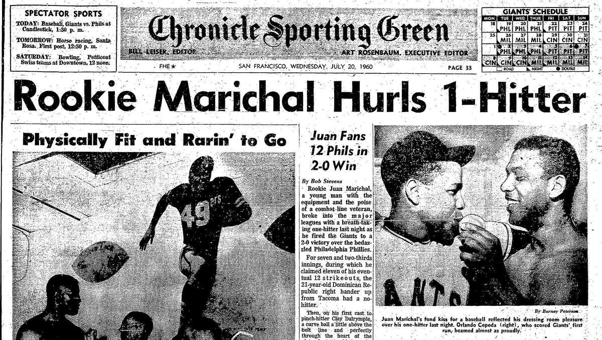 July 20, 1960, Sporting Green cover