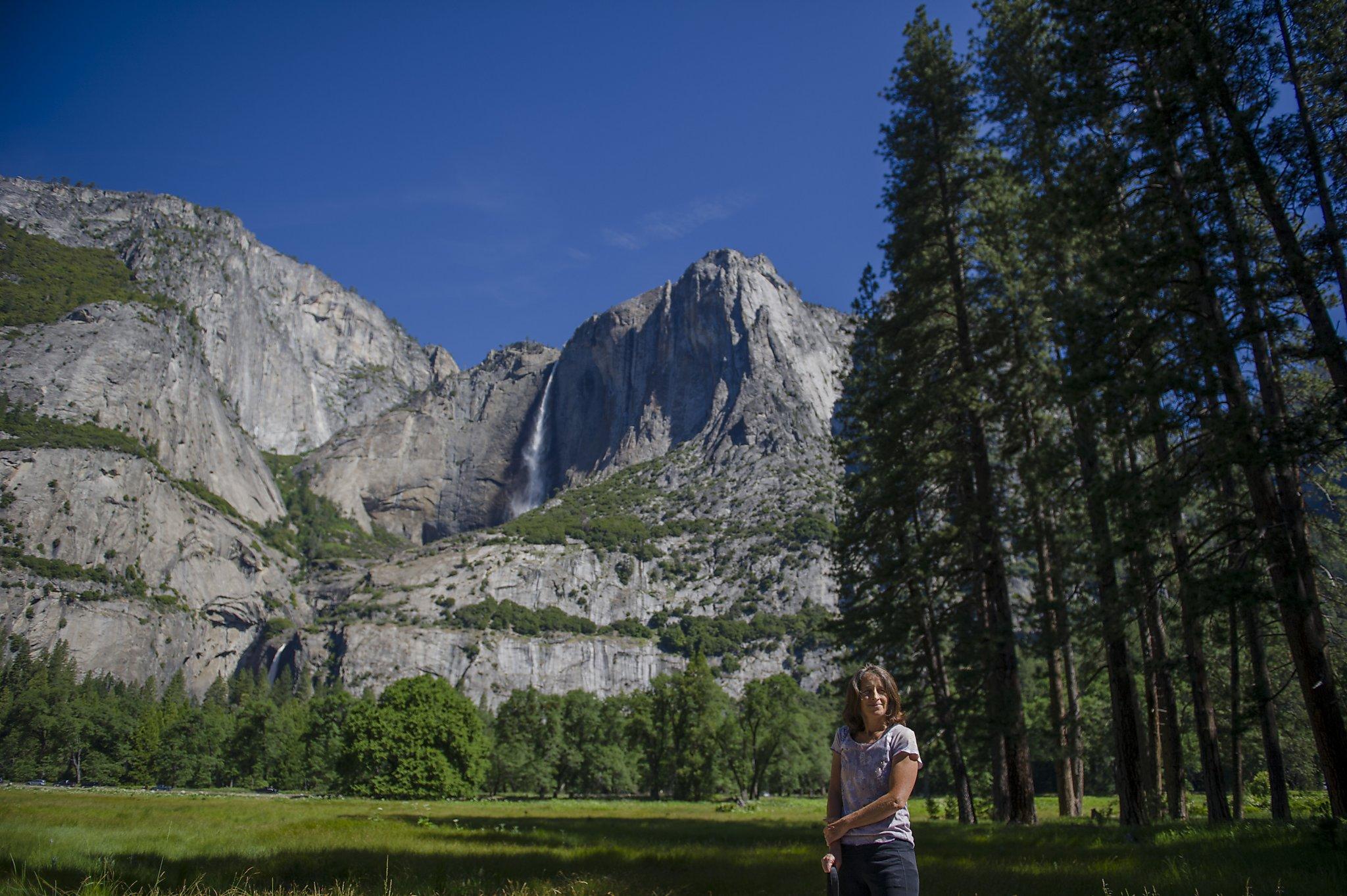 There were no reports of coronavirus in Yosemite. Then ...