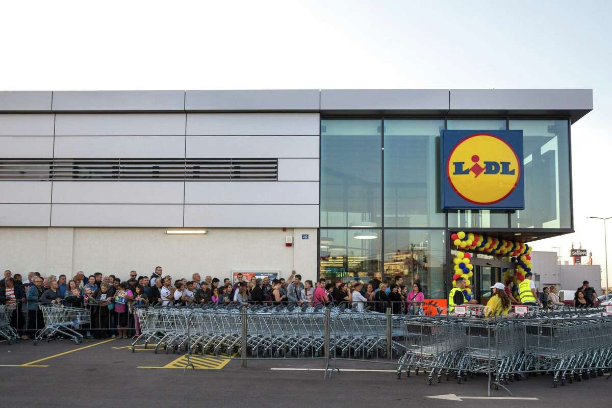 The German discount chain opened its first U.S. stores in 2017.