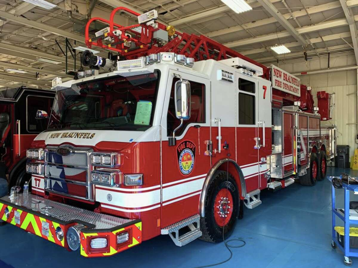 A New Braunfels firefighter resigned during a recent investigation into hotel damage caused during a COVID-19 quarantine, city officials said Thursday.